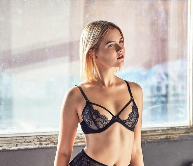 What is a Cage Bra?